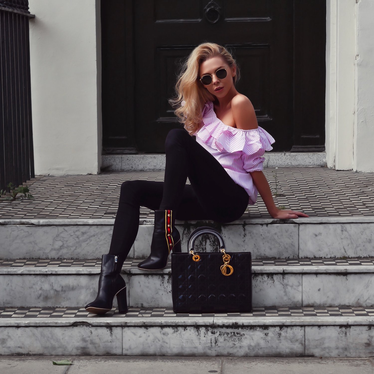 haul, affordable fashion, streetstyle, inspiration, what to wear, fashion, lookbook, style, fashion blogger, laura blair, youtuber, london fashion girl, dior, lady dior handbag, luxury bag, designer bag