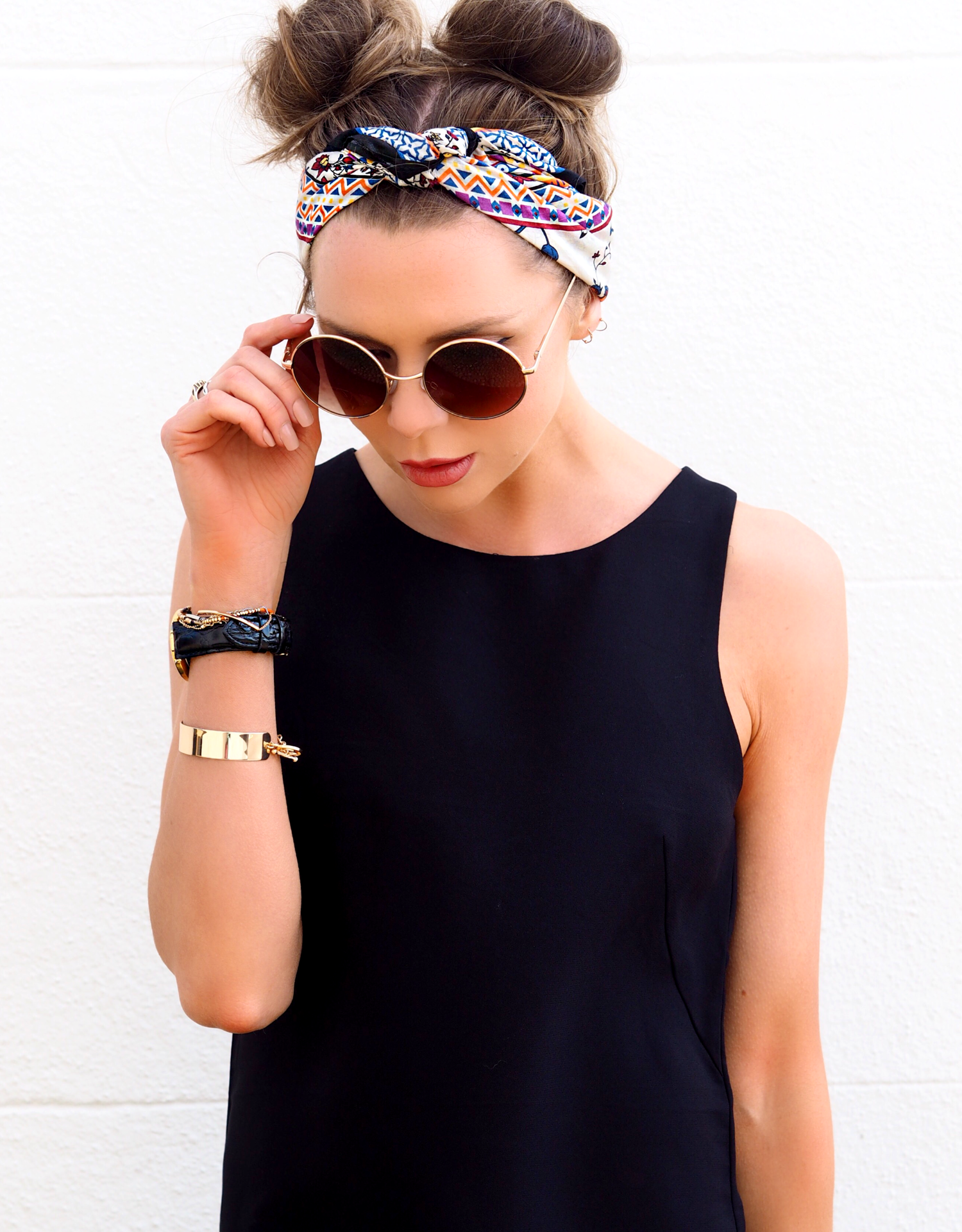 H&M SUMMER STYLE FASHION OUTFIT OF THE DAY OOTD LONDON FASHION GIRL LAURA BLAIR