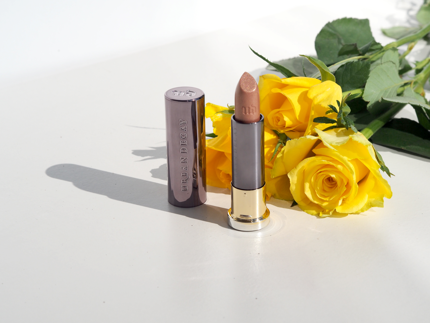 JOHN LEWIS, BEAUTY, LAURA BLAIR, LONDON FASHION GIRL, URBAN DECAY LIPSTICK, BEAUTY, LIPSTICK SWATCHES, TESTING LIPSTICKS