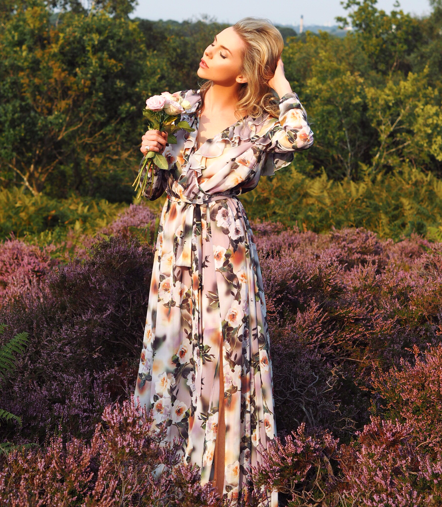 very.co.uk, MAXI DRESS, DLORAL MAXI, HEATHER PHOTOGRAPHY, LAURA BLAIR, LONDON FASHION GIRL