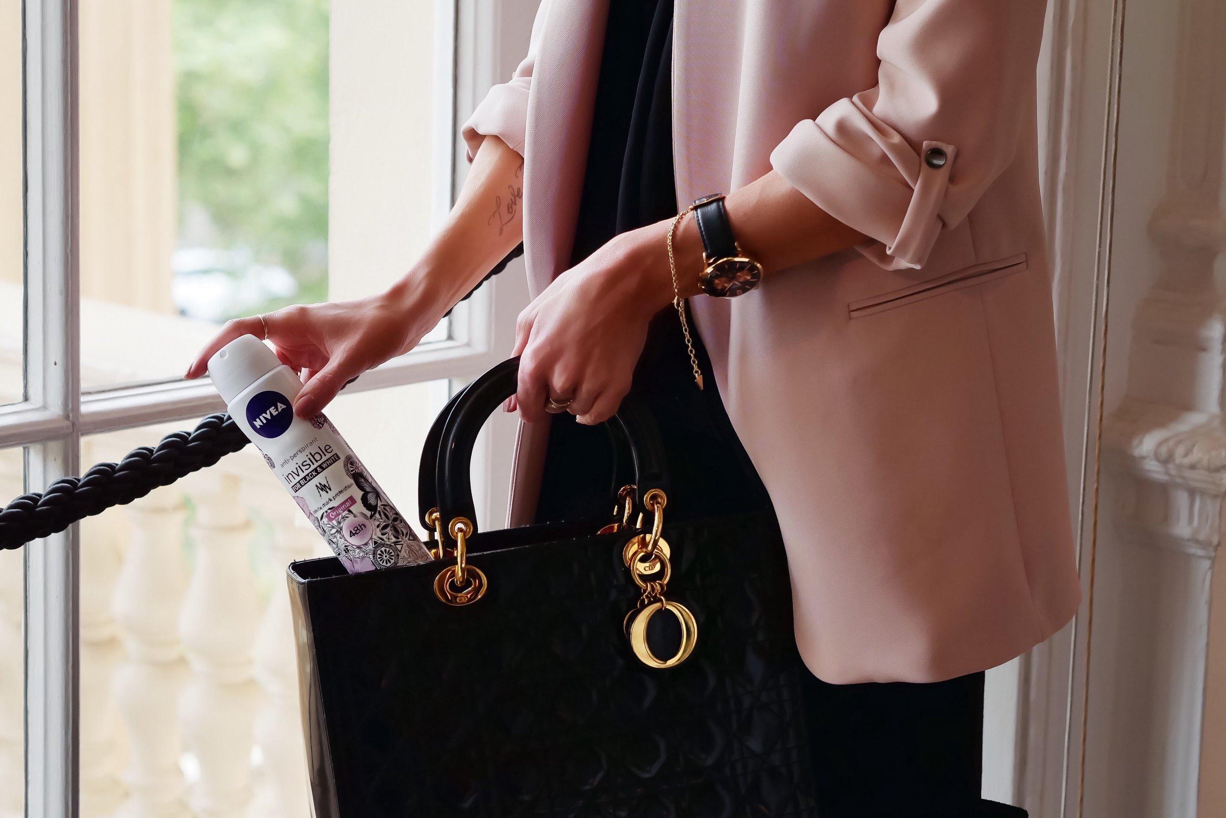 haul, affordable fashion, streetstyle, inspiration, what to wear, fashion, lookbook, style, fashion blogger, laura blair, youtuber, london fashion girl, nivea, matthew williamson, black and white deodorant