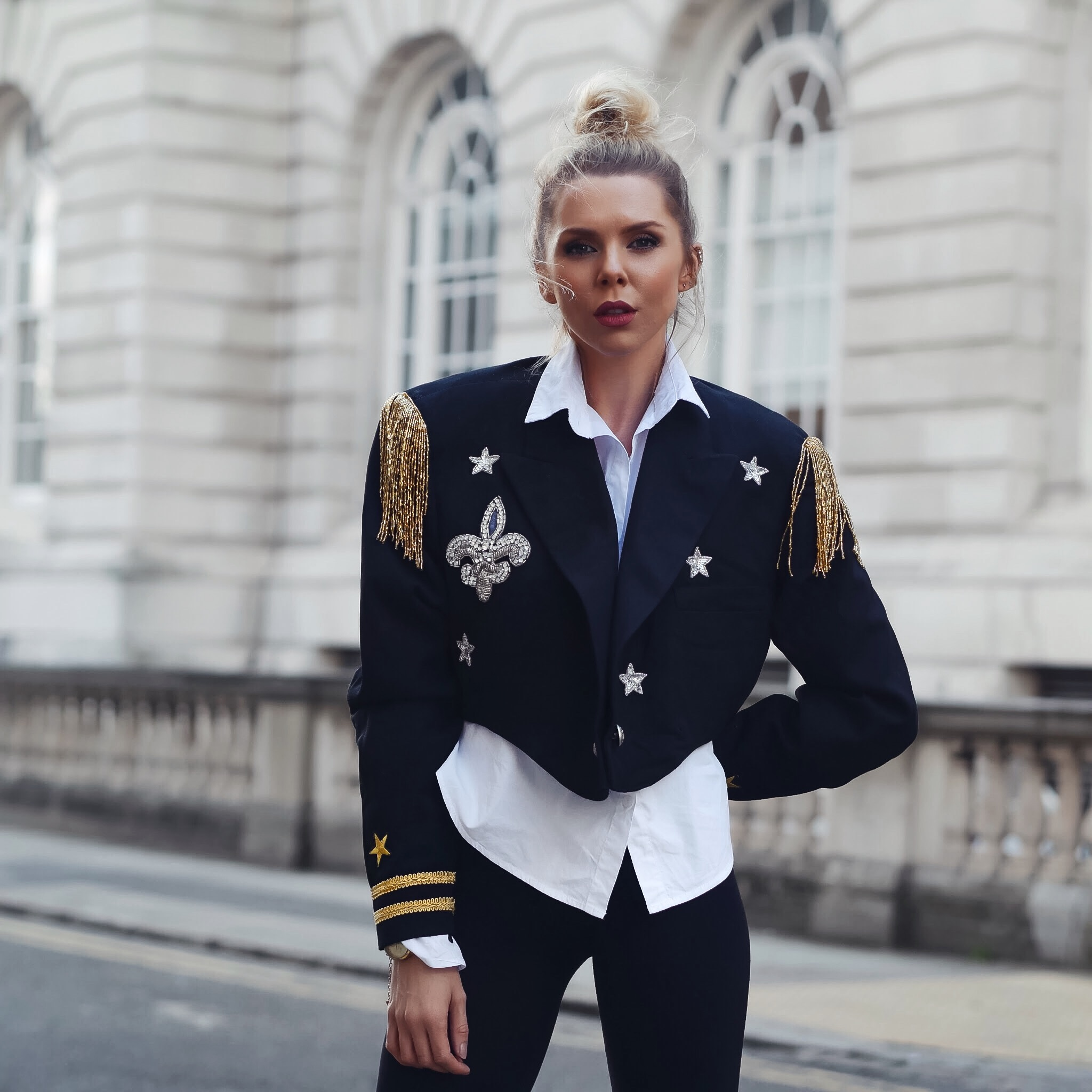 haul, affordable fashion, streetstyle, inspiration, what to wear, fashion, lookbook, style, fashion blogger, laura blair, youtuber, london fashion girl, nastygal, military