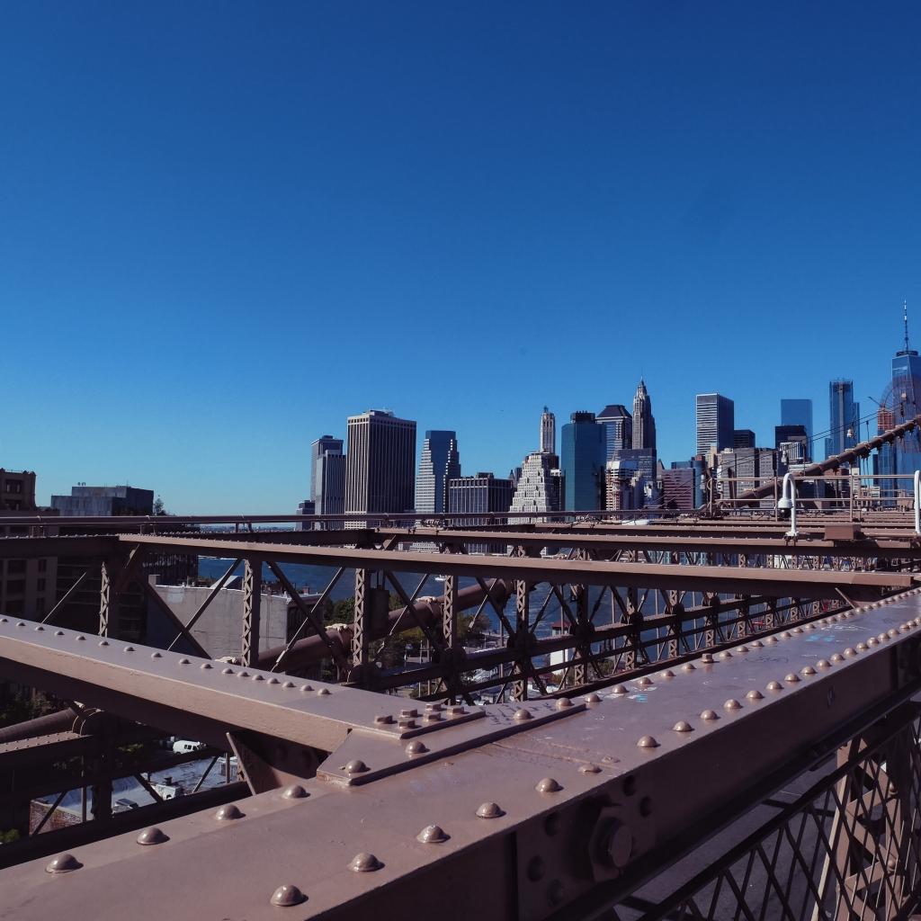 Manhattan To New York City: New York,new York Travel Vlog,brooklyn Bridge,manhattan