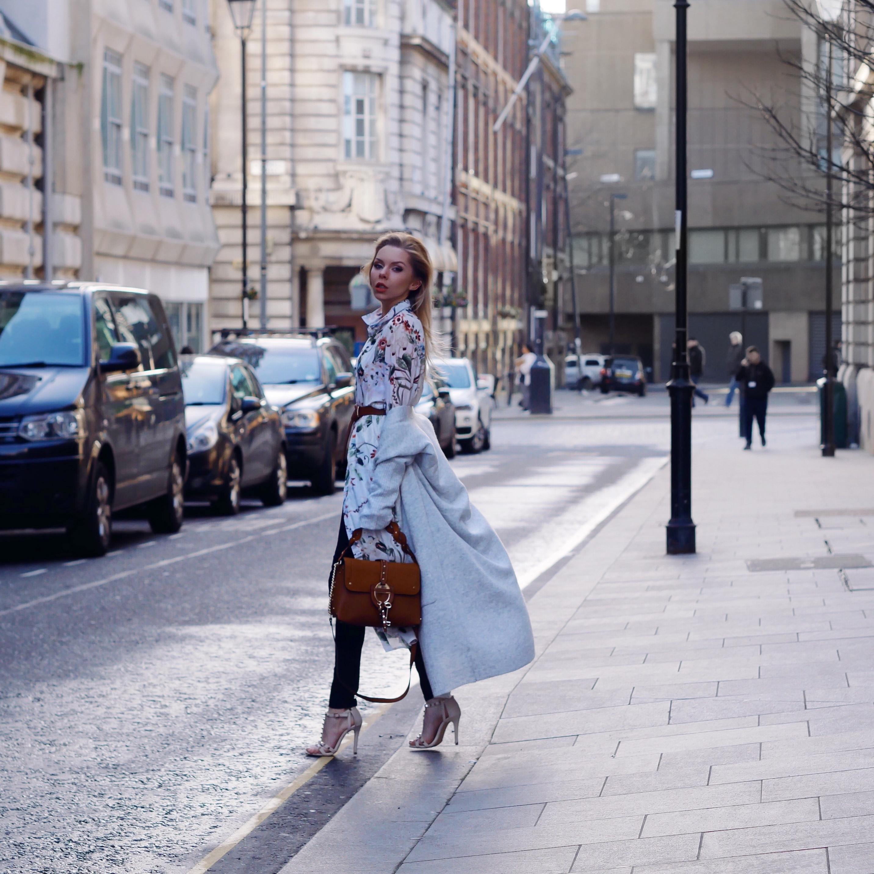 Laura Blair, Denim, jeans, how to style jeans, how to style denim, factory fashion, london fashion girl, london fashion, london girl, london fashion week