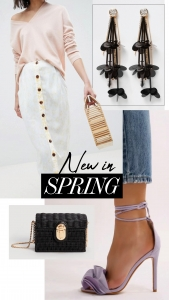 laura blair, spring edit, spring style, march fashion, what to wear in spring, asos, river island, storets