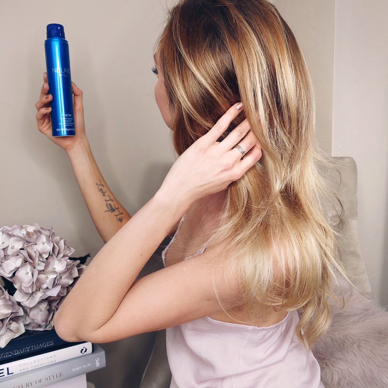 hair care, hair products, damaged hair, paul mitchell, neuro, styling