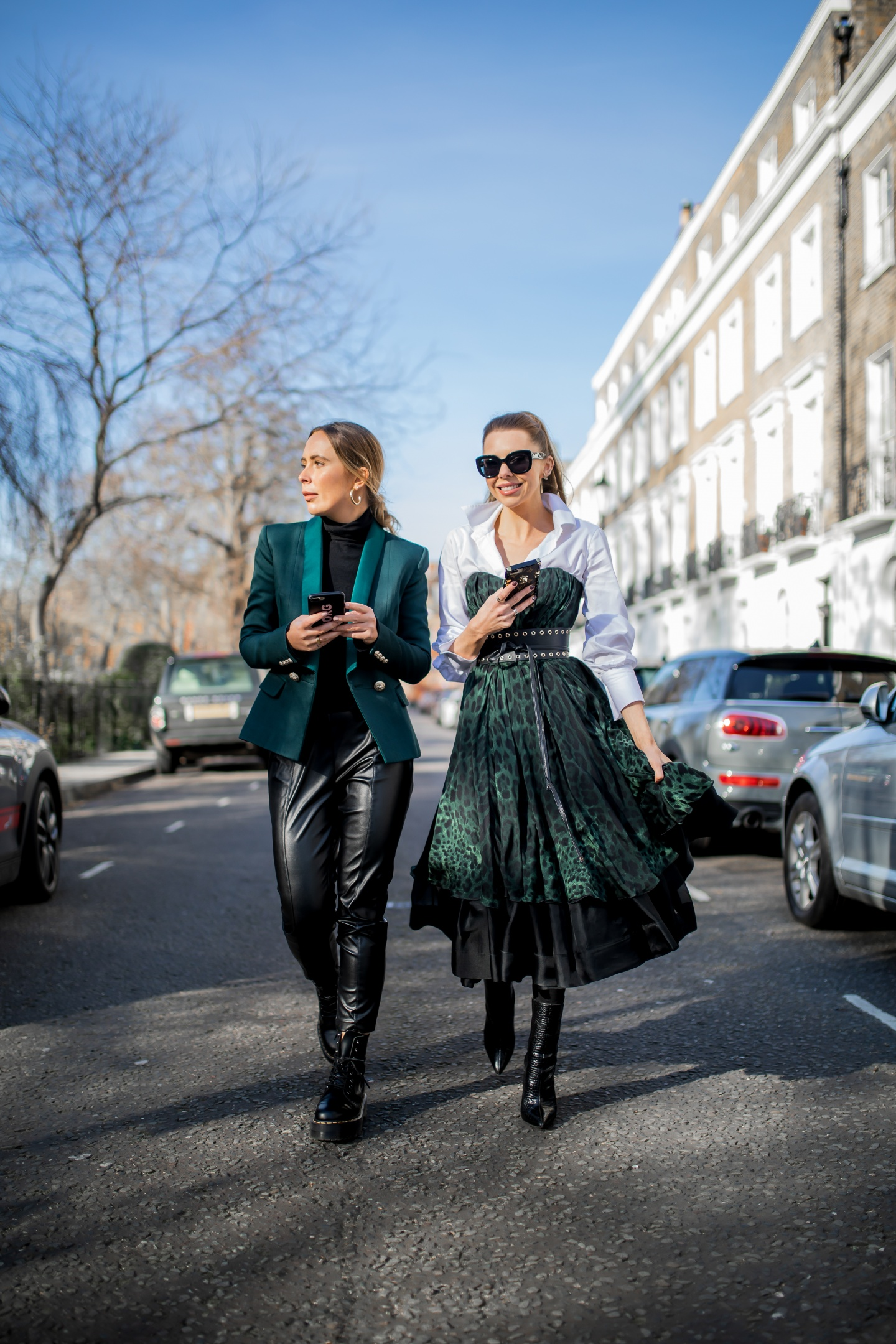 london fashion week, lfw, london fashion week street style, fashion, aw19, dolce & gabbana, prada , designer exchange, we buy designer