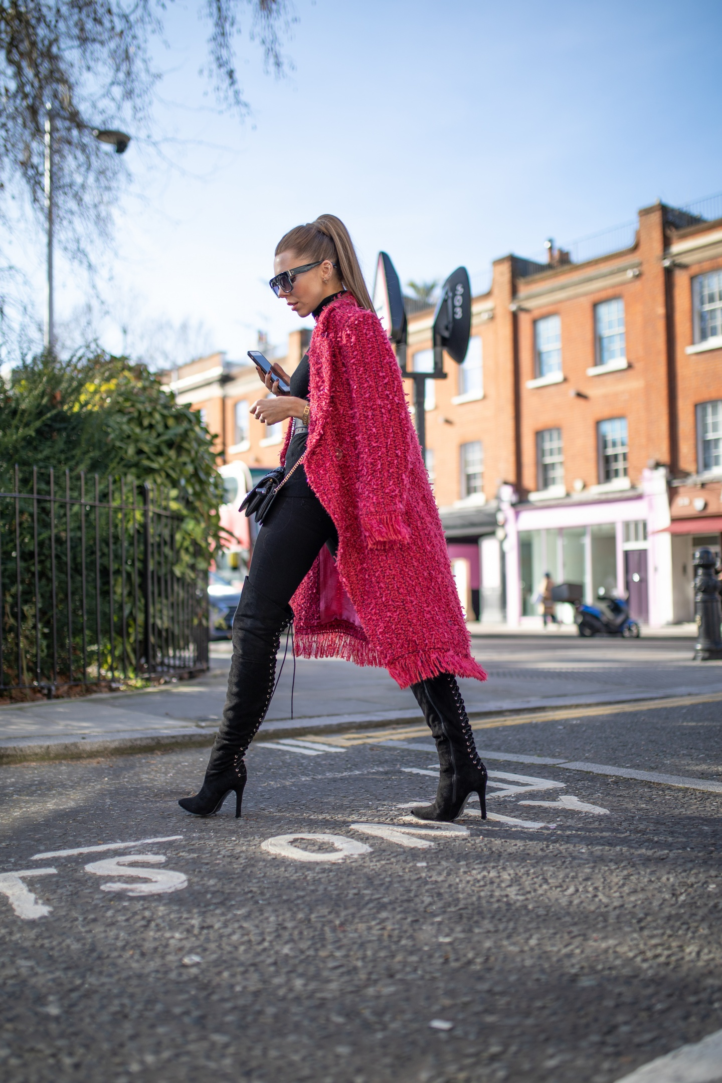 london fashion week, lfw, london fashion week street style, fashion, ss19