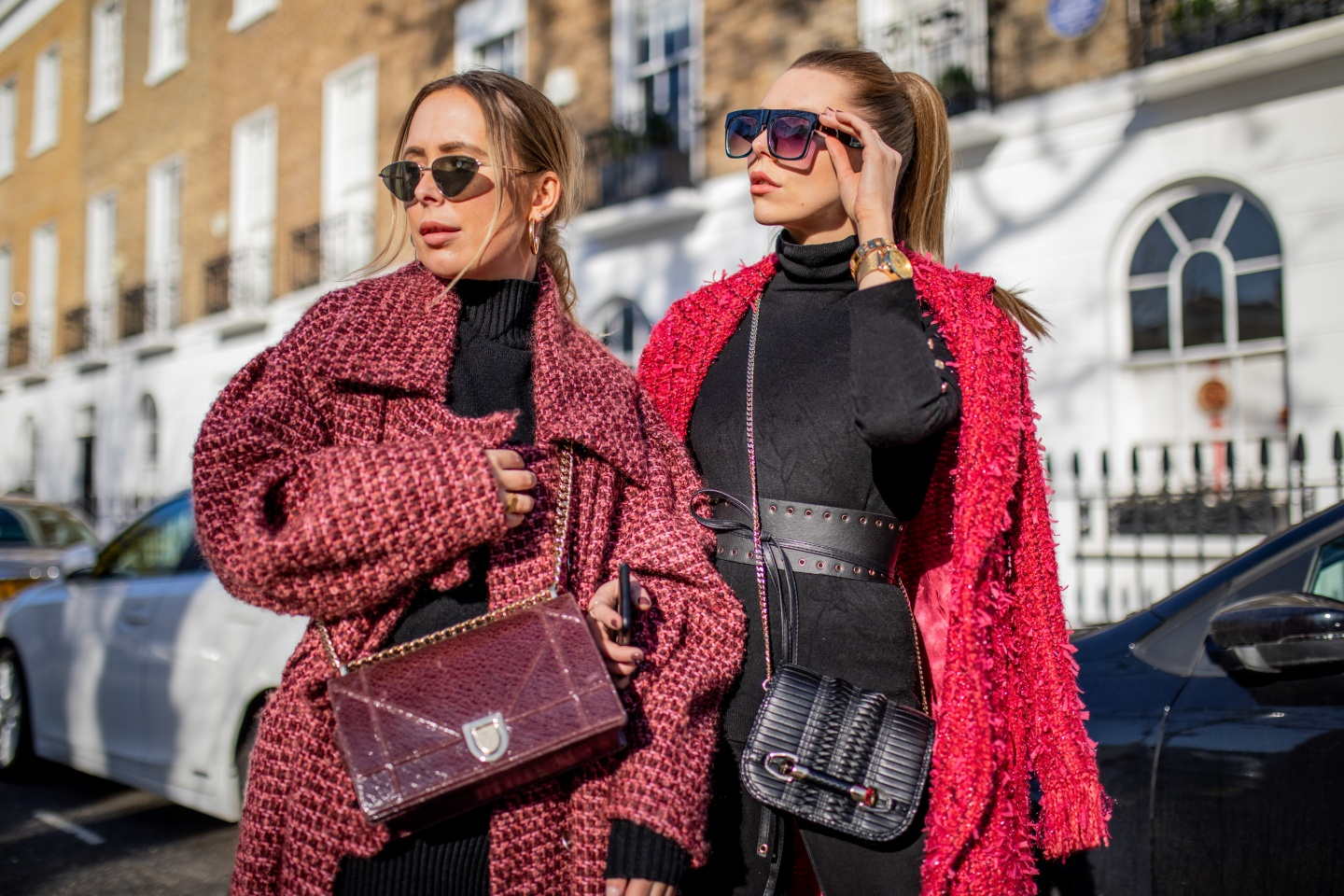 LFW 1 – A DOUBLE AFFAIR WITH CHANEL