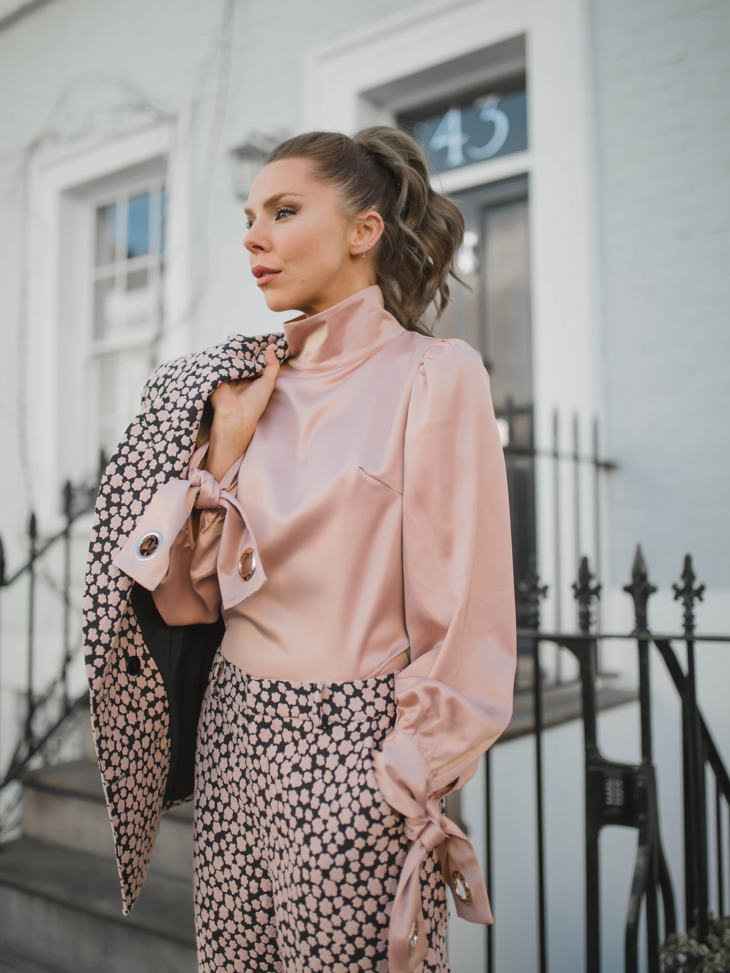 novo london, fashion, style, evening wear, designer, laura blair, london fashion girl
