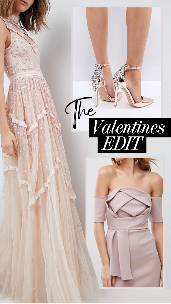 THE VALENTINES EDIT