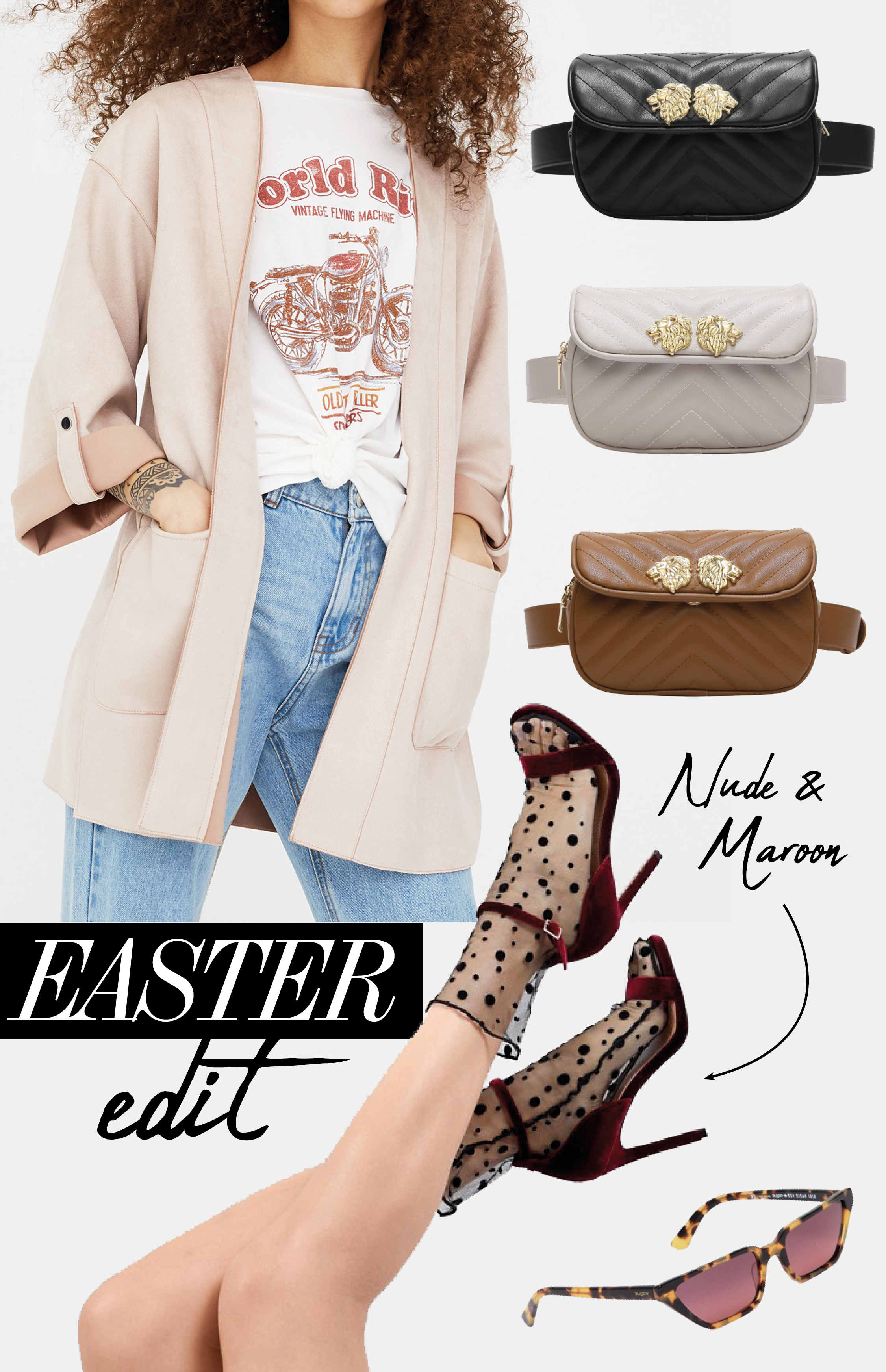 easter style, fashion, april 2018, london fashion girl, fashion blogger