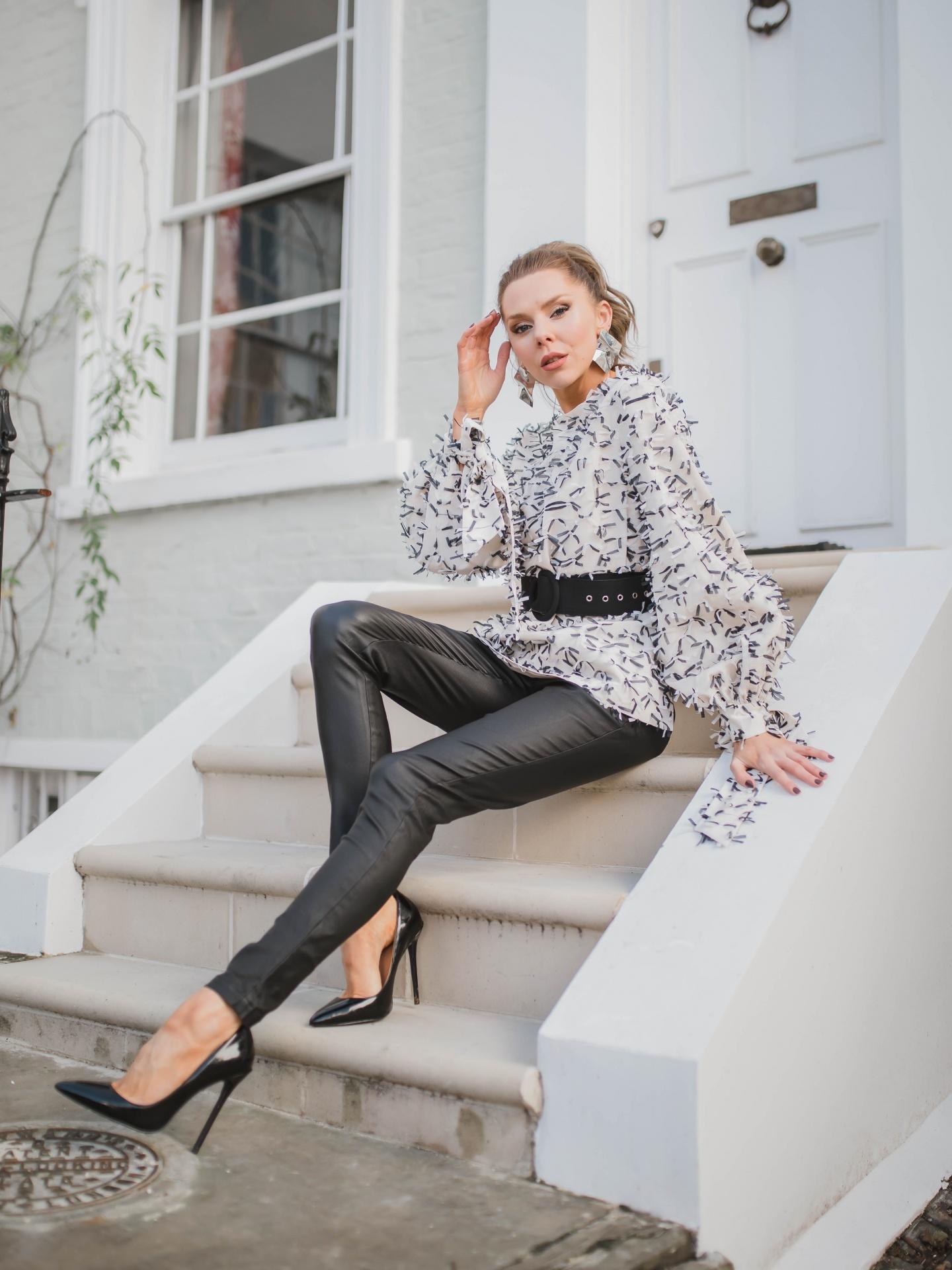 novo london, fashion, style, evening wear, designer, laura blair, london fashion girl